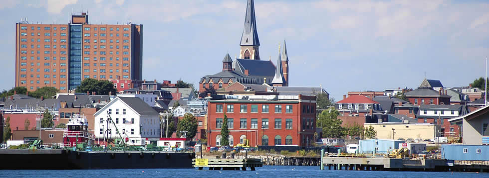Popular places in Portland Maine