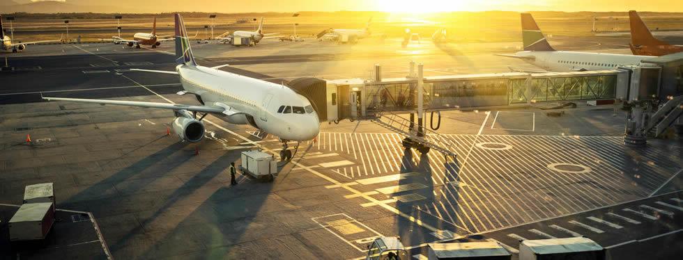 Shuttles at international airports