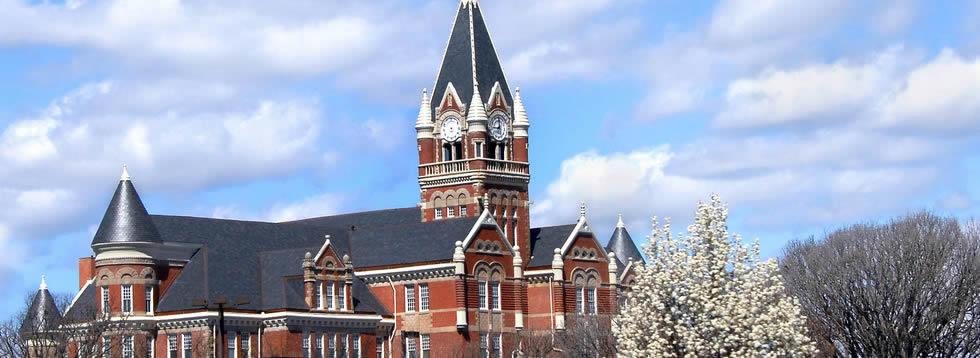 Kansas University shuttles