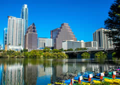 Visit Lady Bird Lake