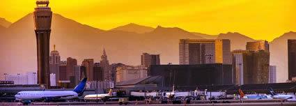 LAS airport transfers