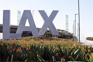 Transportation service to LAX airport
