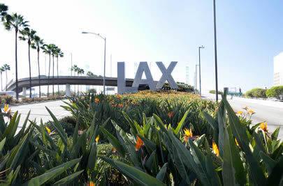 LAX airport shuttles