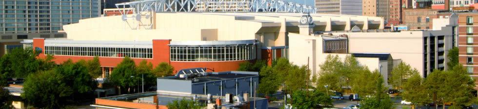 Lexington Center shuttles