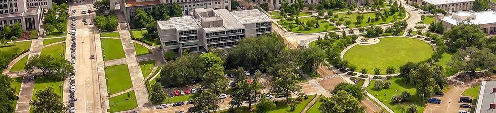 Louisiana State University shuttles