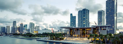 Miami Marriott Biscayne Bay airport shuttle service