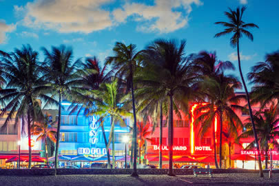 Transportation to Miami resorts