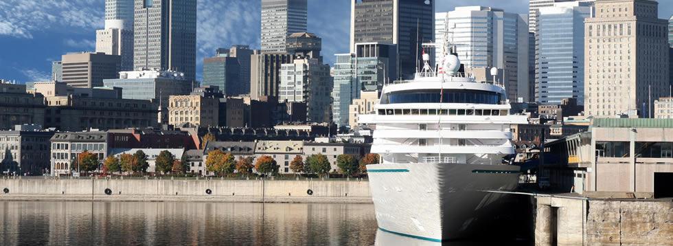 Montréal Cruise Terminal (Iberville Station) Transfers shuttles