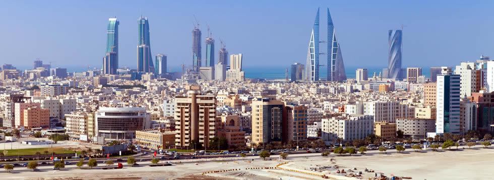 Airports in Bahrain