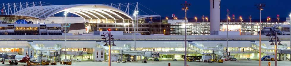 Munich airport shuttles in terminals