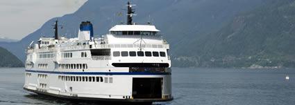 Nanaimo Cruise Ship Terminal airport shuttle service