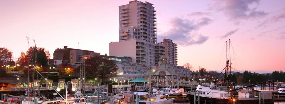 Nanaimo Cruise Ship Terminal shuttles