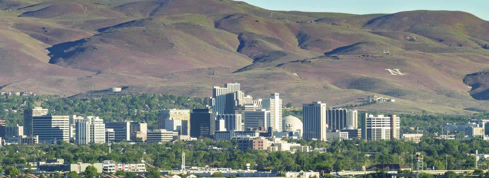 Nevada University shuttles