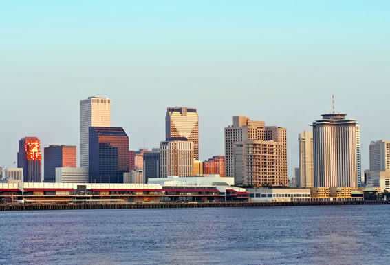 New Orleans airport transfers