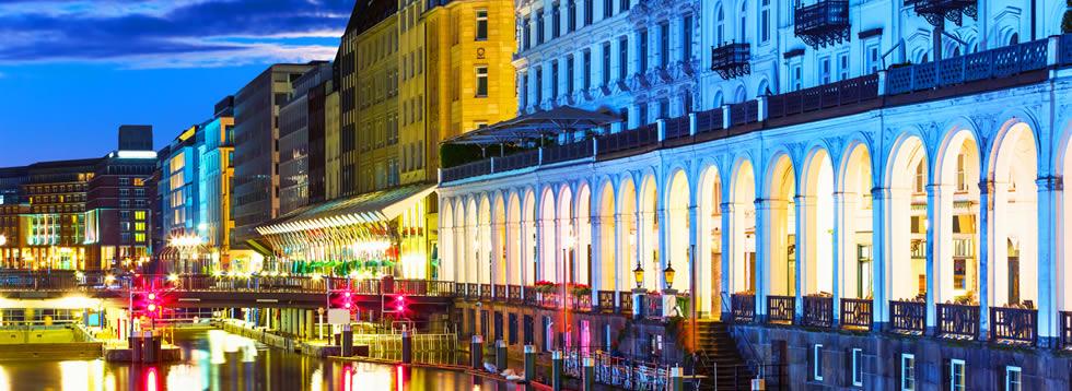 NH Hamburg Altona hotel shuttles