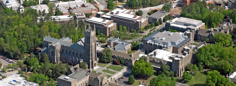 North Carolina University shuttles