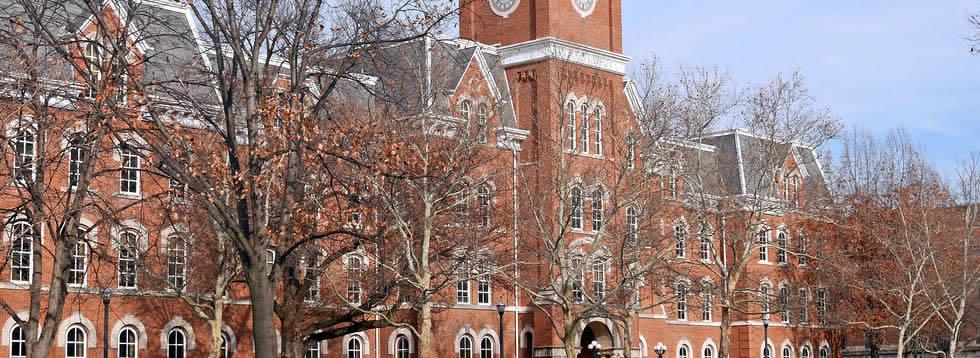 Ohio University shuttles