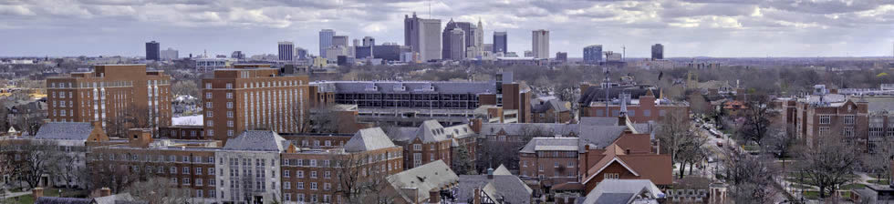 Ohio State University shuttles