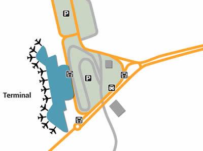 OPO airport terminals