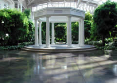 Visits to Opryland Hotel Gardens