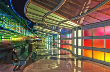 Chicago airport shuttle