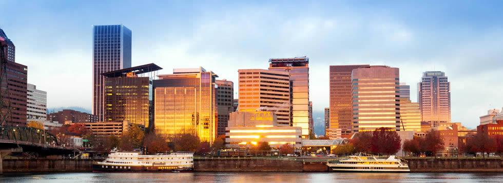 Oregon Convention Centers shuttles