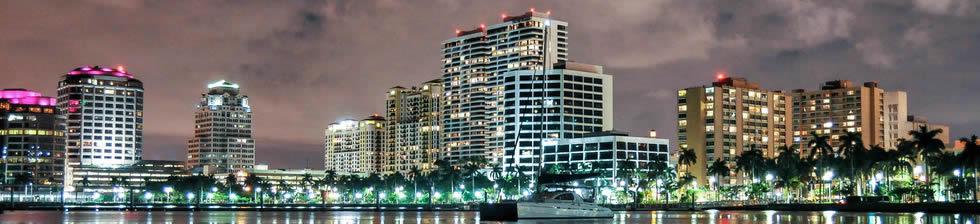 Palm Beach Convention Center shuttles