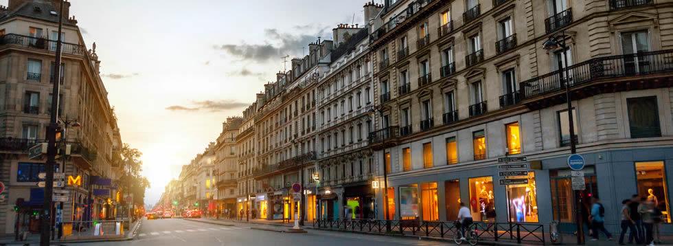 Paris Citizen hotel shuttles