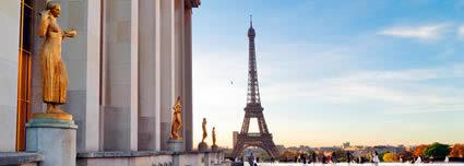 Paris airport shuttle service