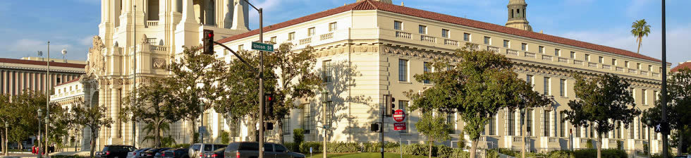 Pasadena Civic Auditorium shuttles