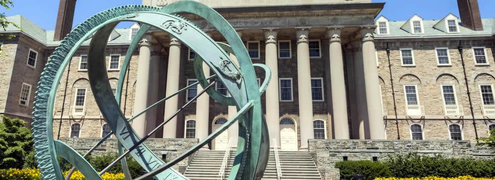 Pennsylvania University shuttles