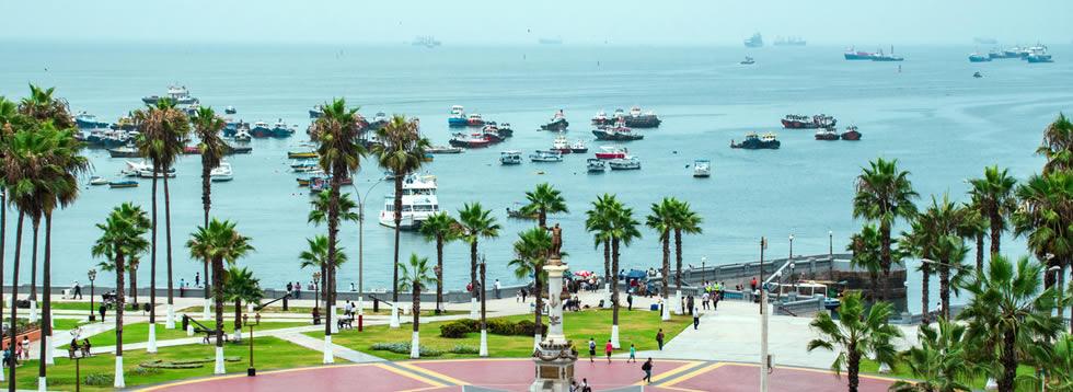 Port Callao shuttles