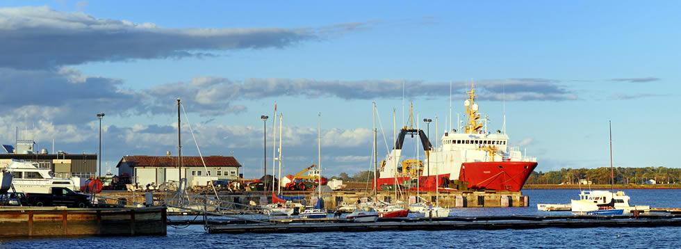 Port Charlottetown Transfers shuttles