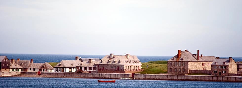 Port of Louisbourg shuttles