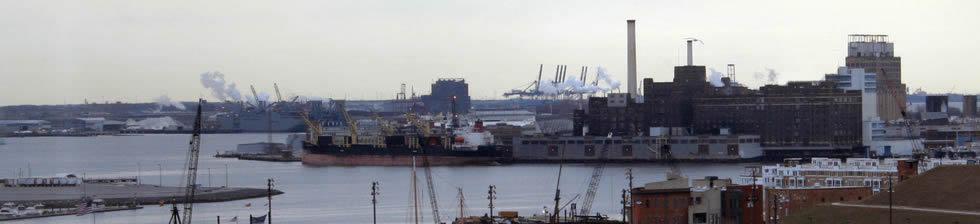 Port of Baltimore Cruise shuttles