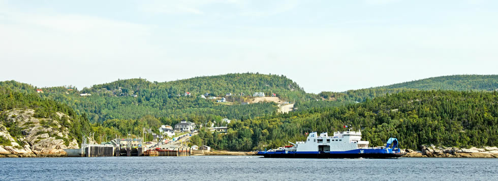 Port Saguenay Transfers hotel shuttles