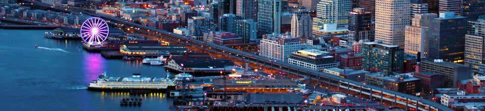 Seattle Cruise shuttles