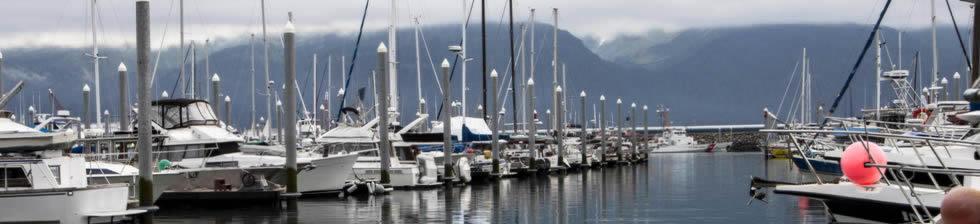 Sitka Cruise shuttles