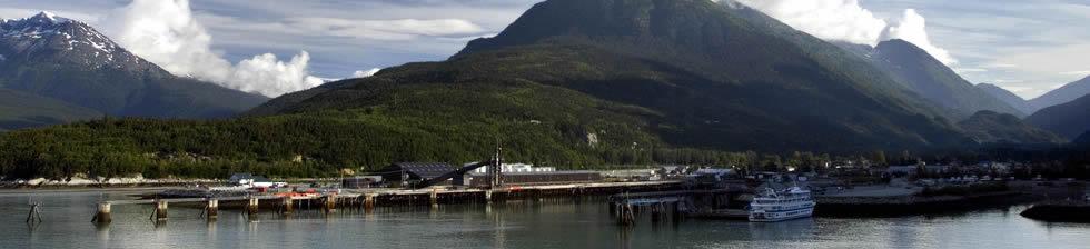 Skagway Cruise shuttles