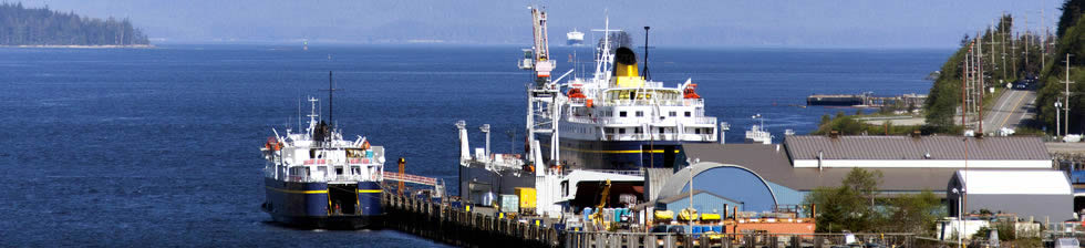 Valdez Cruise shuttles