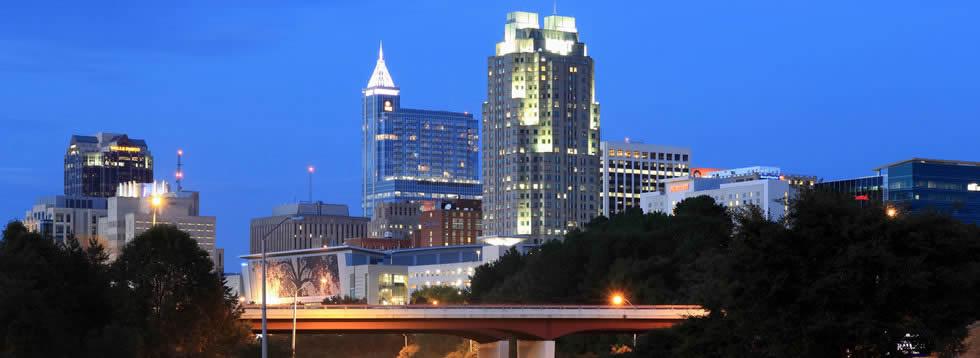 Shuttles to Raleigh neighborhoods