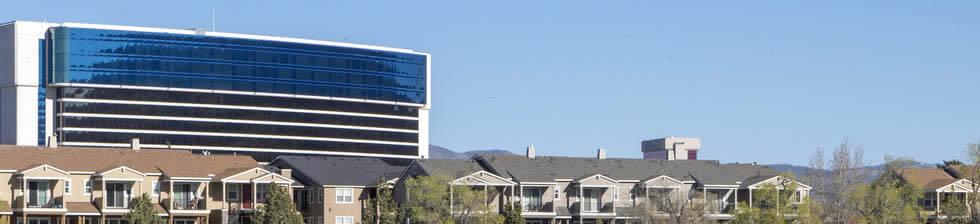 Reno Sparks Convention Center shuttles