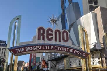 Reno airport shuttle