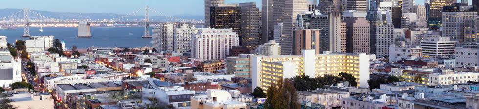 San Francisco Convention Center shuttles