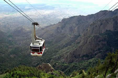 Visiting Sandia Peak Tramway
