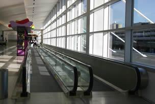 Terminals at SEA airport