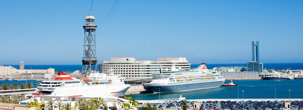 Sea Ports hotel shuttles