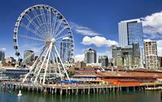 Seattle Courtyard Hotel Transfers