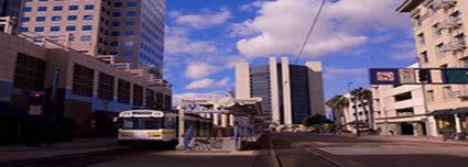 Signal Hill airport shuttle service
