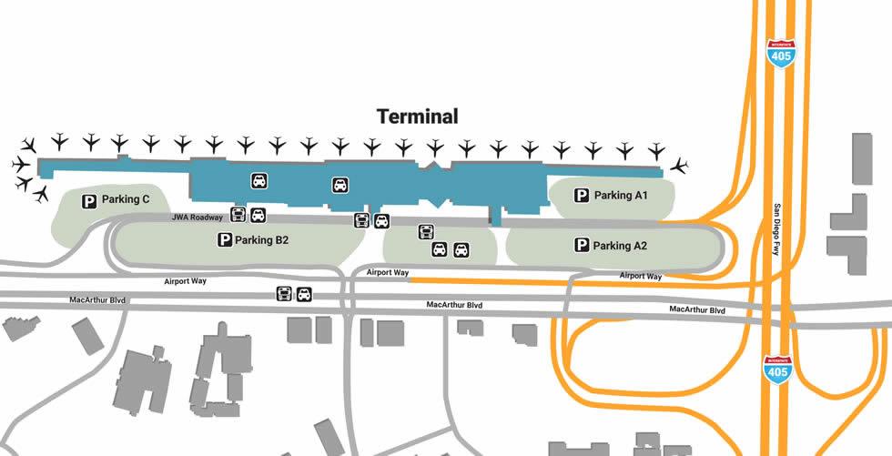 Budget Car Rental John Wayne Airport